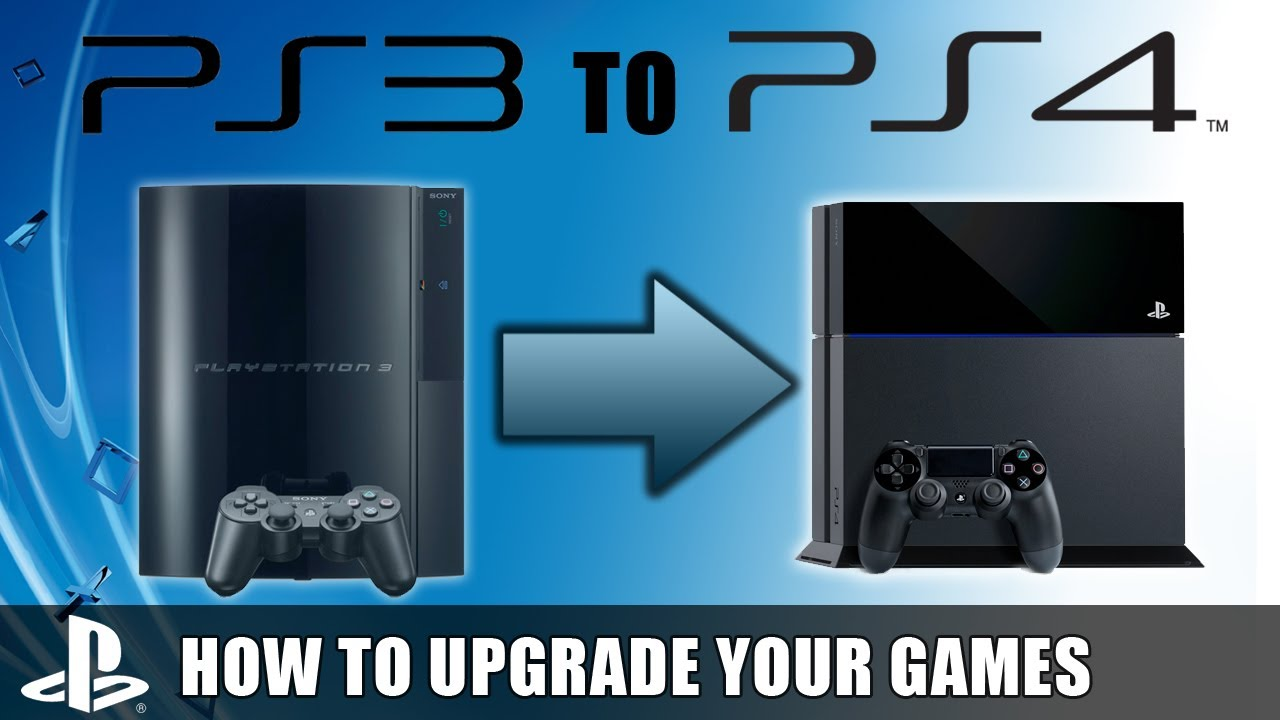 Ps3 Games On Ps4 : Playstation upgrade programme how to ps games