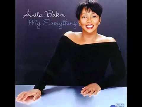 Anita Baker   You're My Everything with lyrics   HD