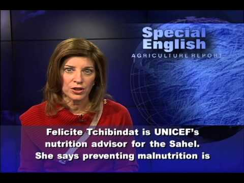 Fighting Child Hunger in the Sahel