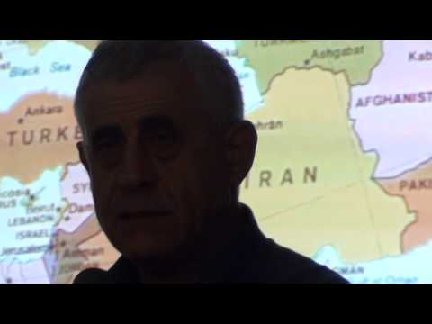 Mordechai Kedar  Peace in Middle East has nothing to do with Israel & Palestinians