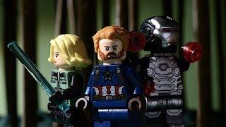 LEGO Avengers Infinity War: Last Stand