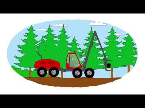 Трактора раскраски теремок тв