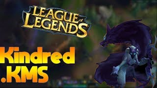 League Of Legends - Kindred.KMS