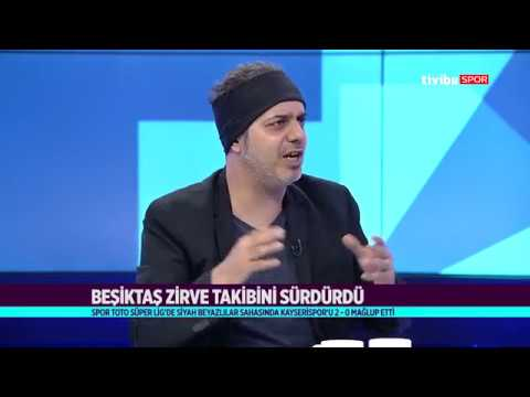Orta Nokta (Beşiktaş-Kayserispor) - 7 Mayıs 2018