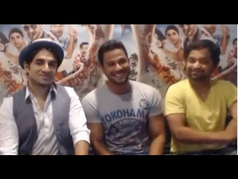 Live Chat With Kunal Khemu, Vir Das & Anand Tiwari On 30th April, 2013