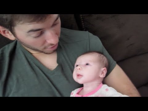 Baby Bonding Time! LeeshaVlogs