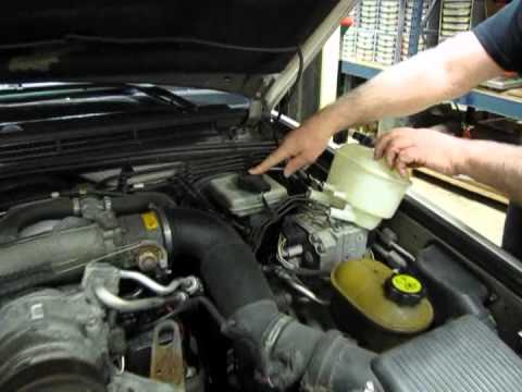 Land Rover Engine Differences Bosch Vs Gems Youtube