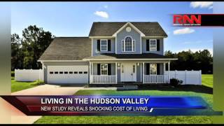 Living in the Hudson Valley: New Study Reveals Shocking Cost of Living