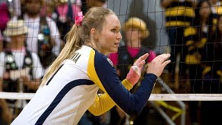 Recap: No. 15 California women's volleyball holds off No. 18 Utah in five sets