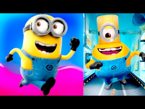 Jelly Jar Minion!!! Despicable Me: Minion Rush Jelly Lab Gameplay Walkthrough #2 (ios, Android) video
