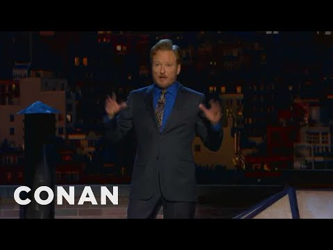 Media Reacts To Conan's Same-Sex Wedding News