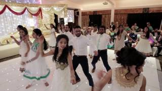 Tamil Wedding Dance Performances Part 2 -  Jay and Nish's Wedding C