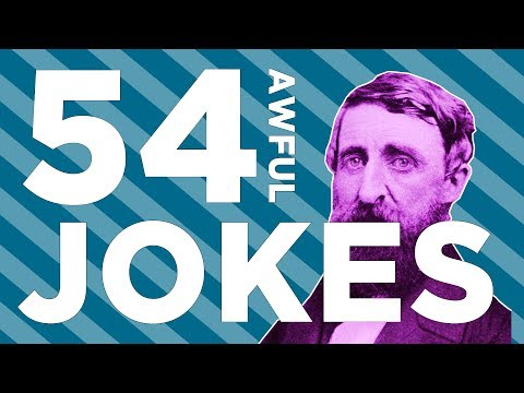 54 JOKES! In Four Minutes!