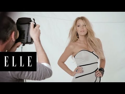 Behind the Shoot: Blake Lively