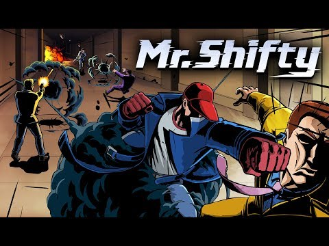 Mr. Shifty Switch Announcement Trailer