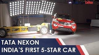 Exclusive: Tata Nexon Makes History As India's First 5 Star Car | NDTV carandbike