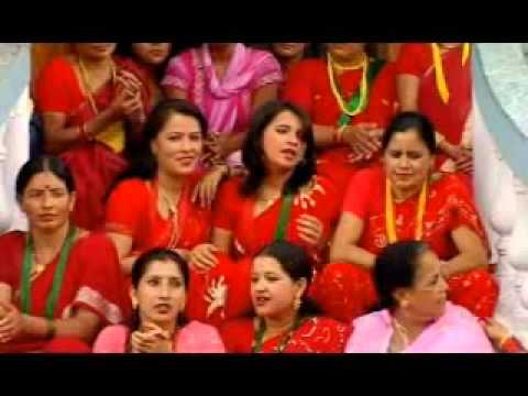 Mandavi tripathi teej song
