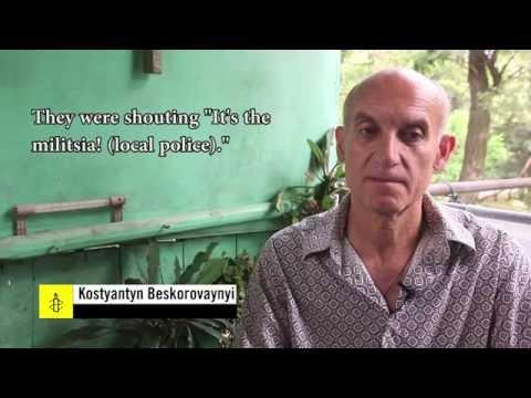 Ukraine: Secret Detentions