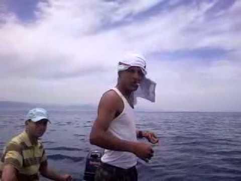 La vente des marchandises pour la pêche sur avito