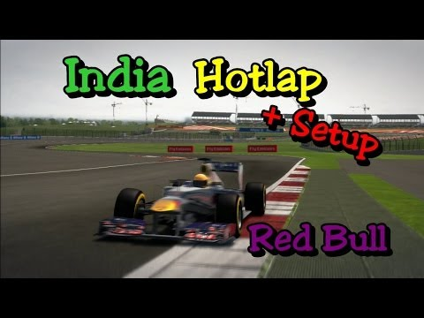 F1 2013 | Hotlap + Setup | India | HD | Codemasters | Indien Time Trial