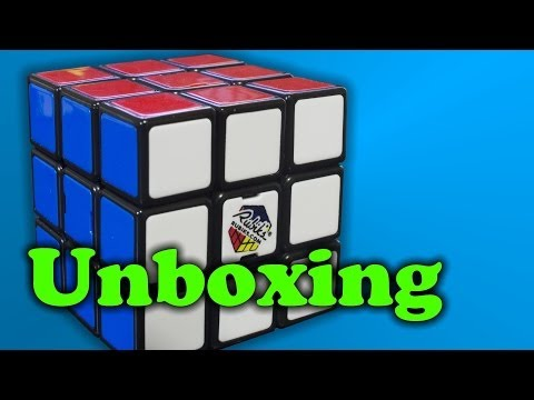 New Rubik s Speed Cube Unboxing + Something Fun!