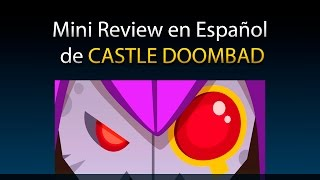Castle Doombad - Mini Review en Español (Android)