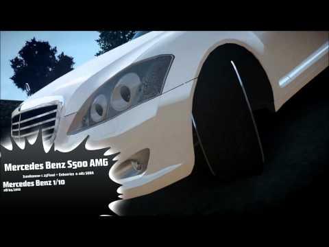 Mercedes Benz S500 AMG `12 [GTA IV/EFLC Car Mod. 1080p]