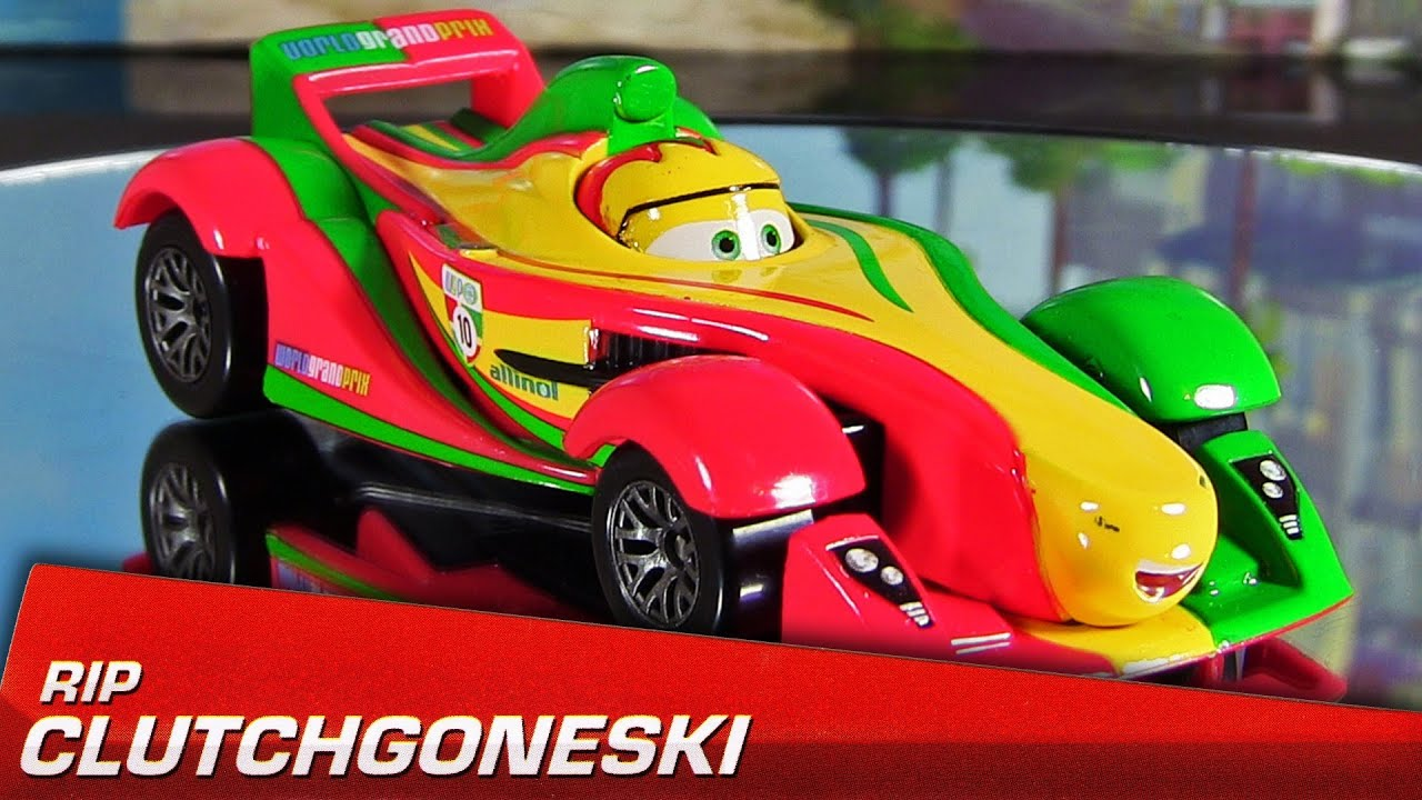 Cars  Rip Clutchgoneski