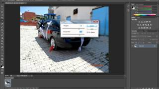 Adobe Photoshop CS6 İle Resmi HD Yapma #1