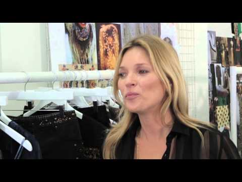Topshop x Kate Moss: Behind the Scenes