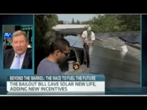 CNBC Reports - Spotlight on Solar Industry