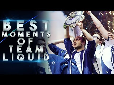 Team Liquid Dota 2 Tribute Movie - The End of an Era