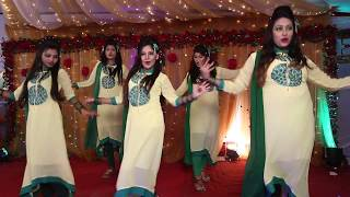 Arafat banna's Holud Night(Dance performance)