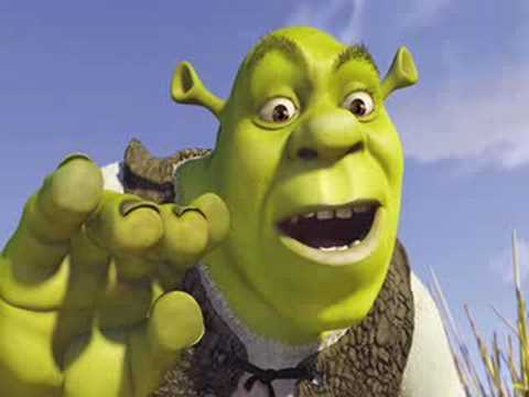 Shrek - Hallelujah