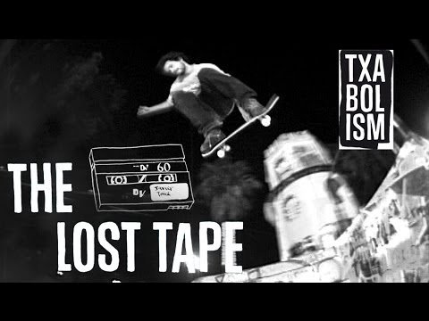 TXABOLISM/JAVIER MENDIZABAL - THE LOST TAPE STORY