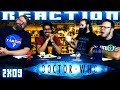 Doctor Who 2x9 REACTION!!