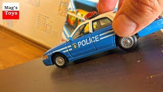 Toy Cars Slide Play Video for Kids