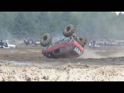 Perkins Big Crash Freestyle Mudding At Michigan Mud Jam 2013 View 1 Music Videos