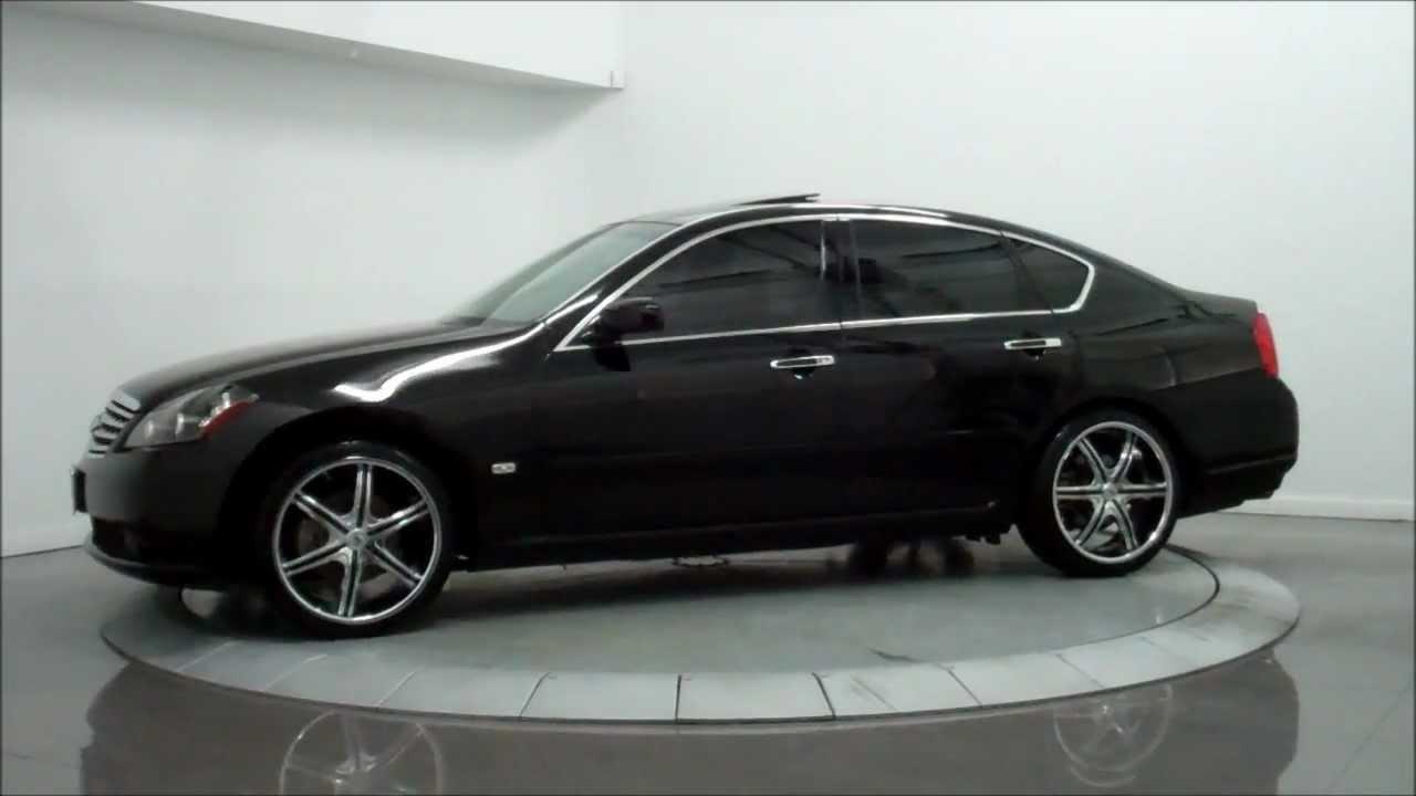 2005 Infiniti M45 Luxury YouTube