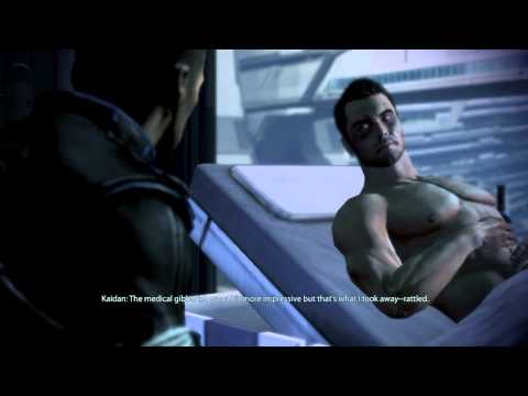Mass Effect 3: Kaidan Gay Romance #9: