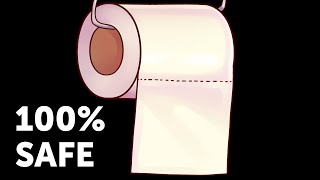 Why Toilet Paper Is Only White