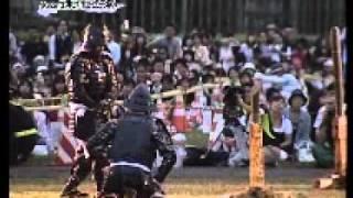 2011 謙信公祭 四方祓い
