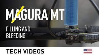 MAGURA MT: Filling and Bleeding
