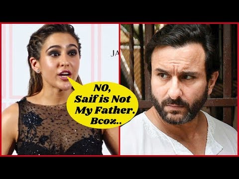 Why Sara Ali Khan Was Never The Part of Saif's Family