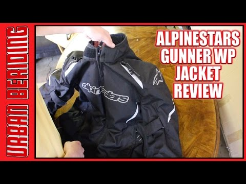 Alpinestars Gunner WP Jacket Review