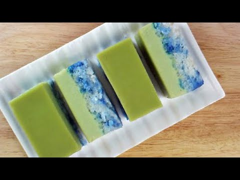 How to Make Kuih Seri Muka (Kueh Salat) *