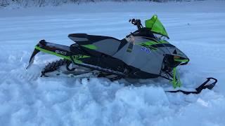 IN DEPTH: 2018 Arctic Cat M8000 Sno Pro
