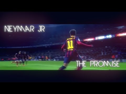 Neymar | The Promise | Crazy Skills For Barcelona | 2013 video
