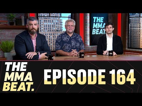 The MMA Beat: Episode 164