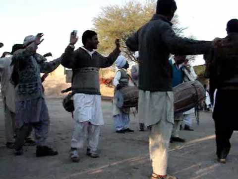 Jhoomer Dance (Darees) Isa Khel Mianwali Wedding Dance